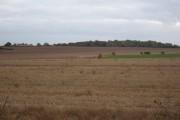 Farmland near Constitution Hill Farm