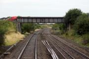 Station Road Bridge at Shrivenham