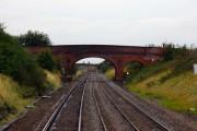 Steppingstone Lane Bridge near Bourton