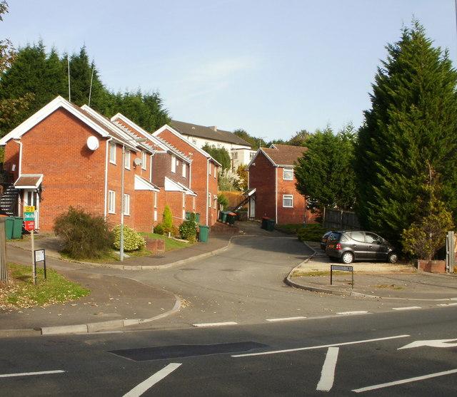 Bloomfield Close, Newport