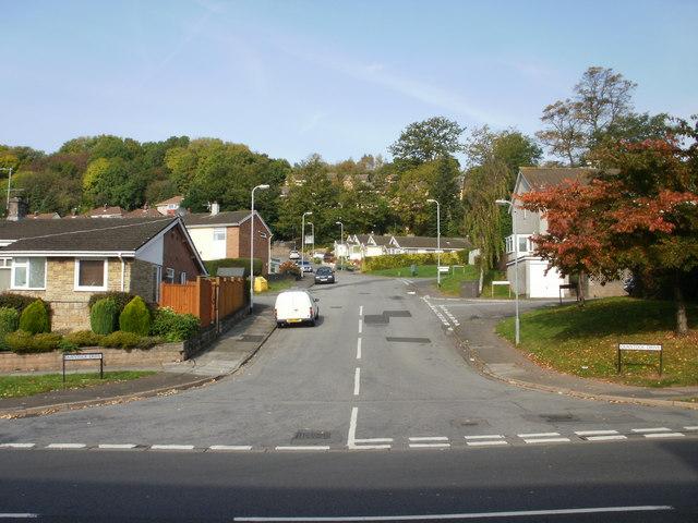 Quantock Drive, Newport