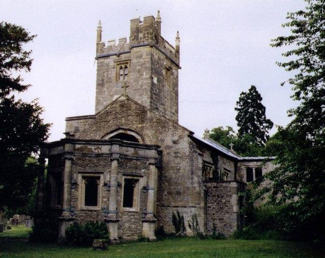 St Leonard, Sunningwell