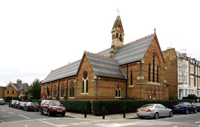 St Matthew, Sinclair Road, London W14