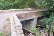 Bridge over the Hilden Brook