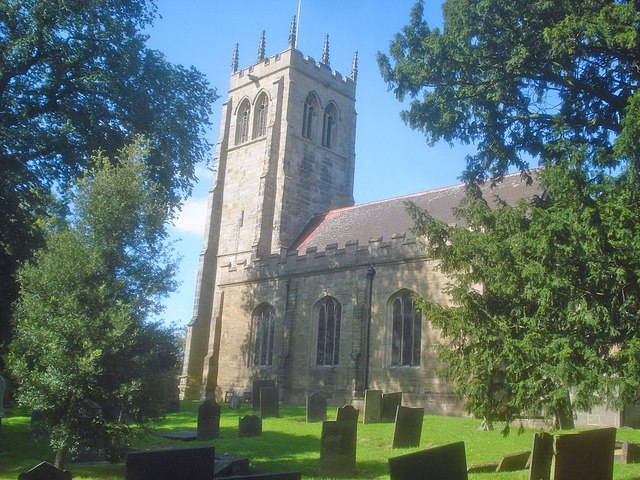 Church of St Mary - 1