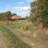 View towards Pond Farm