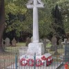 Woodhall Spa War Memorial.