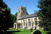 St Mary's church, Whissonsett
