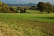 Farmland to the south-east of Mathon
