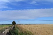 Arable fields, Calmsden