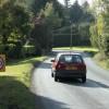 B4069 heading south at Kington Langley