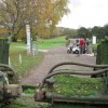 Gangs and a buggy, Newbold Comyn Golf Course