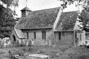 Albourne Church, 1951