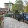 Whitefriars gateway from Whitefriars Lane