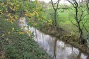 The River Ore near Cluny