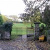 Entrance to Woodland Park