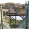 Canal Footbridge, Parkgate, Rotherham