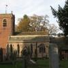St Peter's church, Swettenham