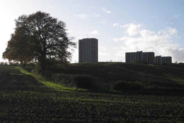 High-rise flats, Lillington