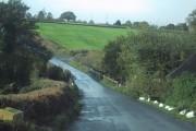 Lillybrook Bridge on the way to Tedburn St Mary