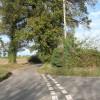 A rural junction