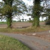 View across Farm Road / Ferry Road junction