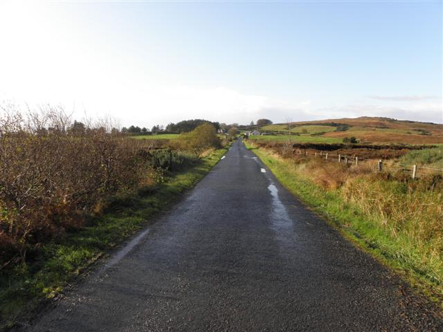 Fingran Road