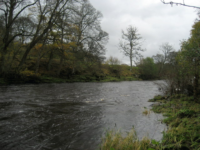 River Tees from Manyfold Beck