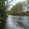 """River Tees at  """"The Meeting of the Waters"""""""
