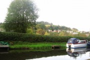 The Canal at Pontymoel