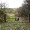 Public footpath to the River Wear