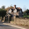 Downes Lodge, on the A377