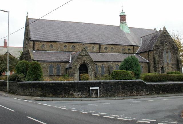 St Hilda's Church , Griffithstown, Pontypool