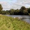 The River Esk at Kirkandrews