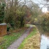 Small aqueduct carrying Grand Union Canal (1)