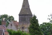 Temple Grafton church