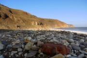 Beach east of Easington Colliery