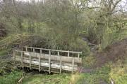 Bridge Carrying a Public Bridleway Over A Stream
