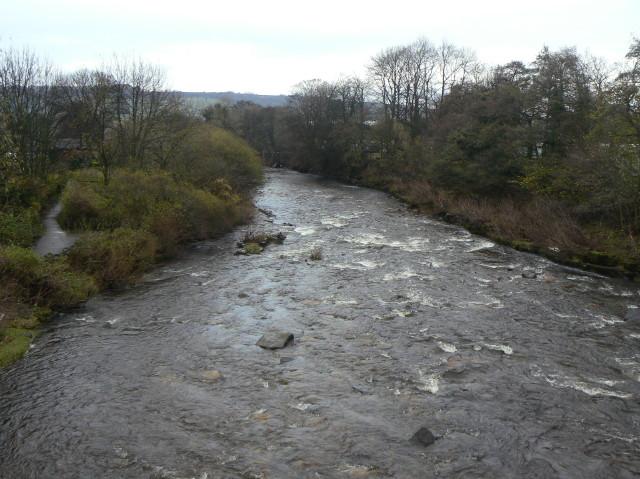 River Wear at Wolsingham