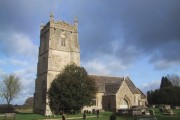 Hankerton parish church