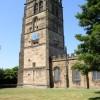 Northop church