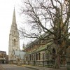 St Mary Abbots, Kensington High Street, London W8