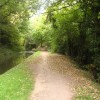 Towpath at Pontymoel