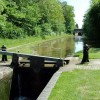 Adderley Lock No 3 south of Audlem, Shropshire