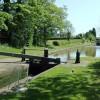 Adderley Lock No 2 south of Audlem, Shropshire