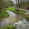 Ford on Cowley Brook at White Carr Farm