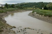 Bend in the Usk, Caerleon