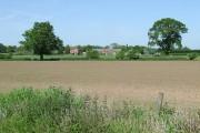 Fields north of Market Drayton, Shropshire