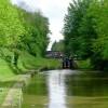 Adderley Locks, south of Audlem, Shropshire