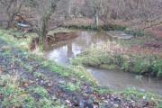River Deerness west of East Hedleyhope